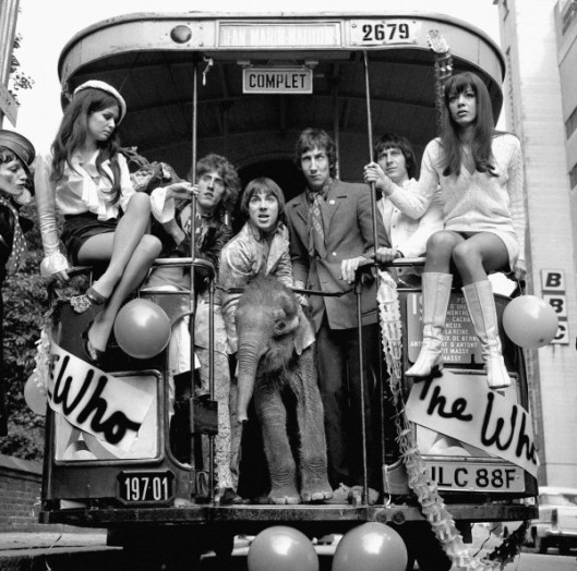 Roger Daltrey, Keith Moon, Pete Townshend and John Entwistle (PA).jpg